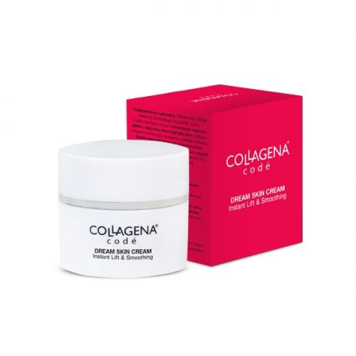 DREAM SKIN CREAM Instant Lift & Smoothing COLLAGENA Codé, 50 мл.