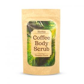 Coffee Scrub за лице и тяло Herbis 200 гр.